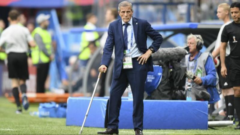Le magnifique message d'Oscar Tabarez après l'élimination de l'Uruguay