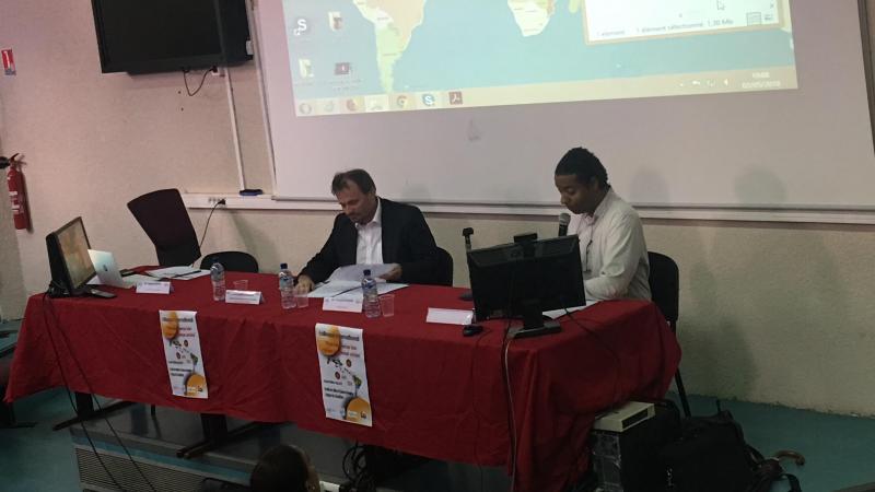 """Faculté des Lettres et Sciences humaines (campus de Schoelcher) : colloque """"Monde arabe et Amérique latine : confluence des dynamiques sociétales"""""""