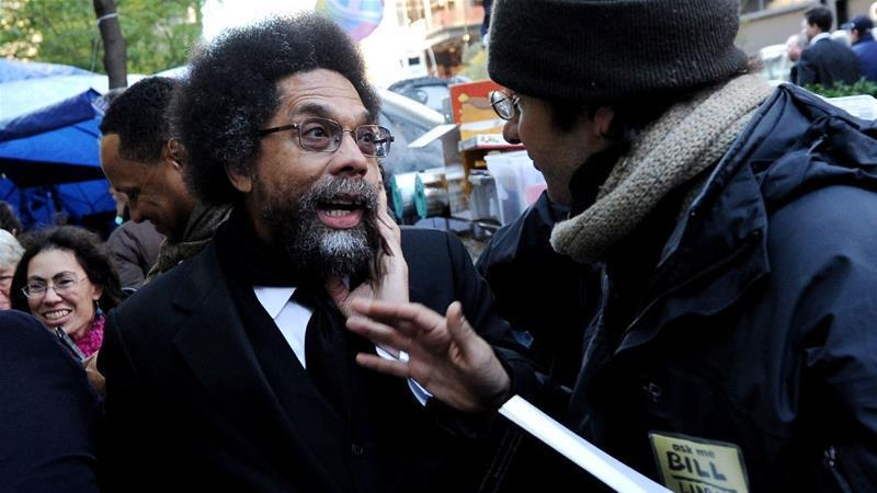 Cornel West: 'Obama was never the revolutionary Mandela was'