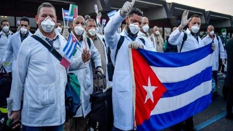 COVID-19 : La Sicile demande de l'aide à Cuba
