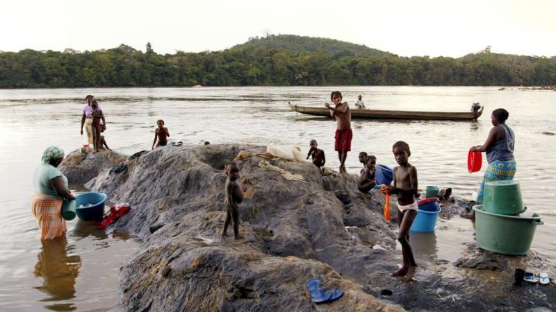 Pollution : un enfant guyanais sur cinq est atteint de saturnisme