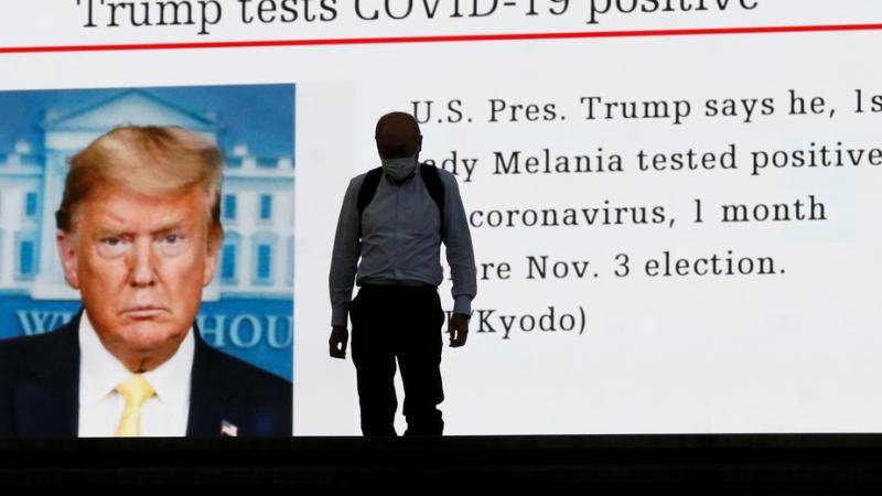 Trump dwet ka pwan konpatriyot-li pou kabrit zié-loli