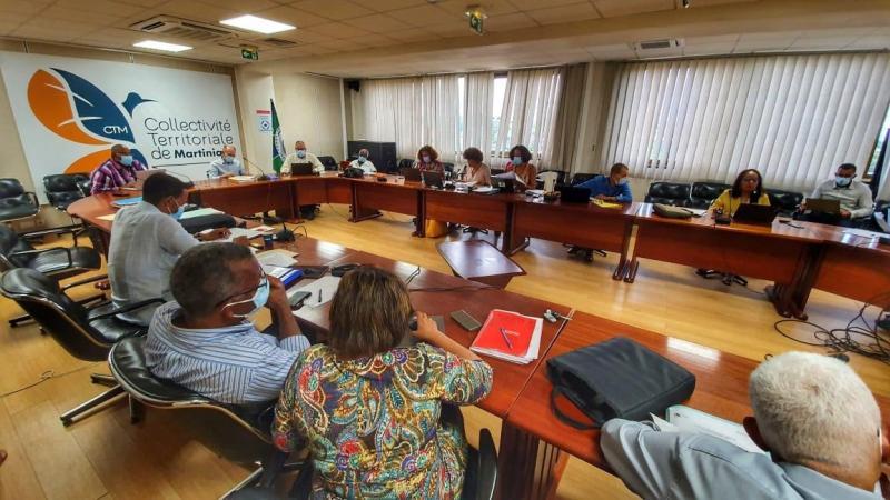 CTM - Conseil exécutif 24 septembre : dossiers présentés par Louis Boutrin