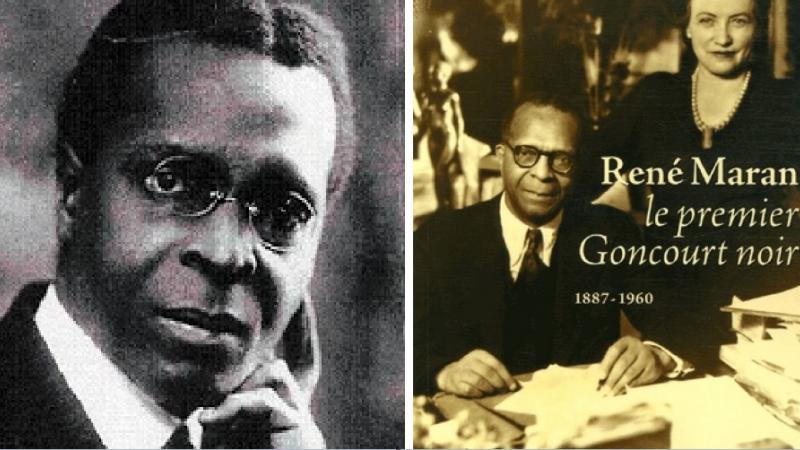 A propos de quelques réflexions de René Maran  sur la Martinique, l'esclavage et la colonisation