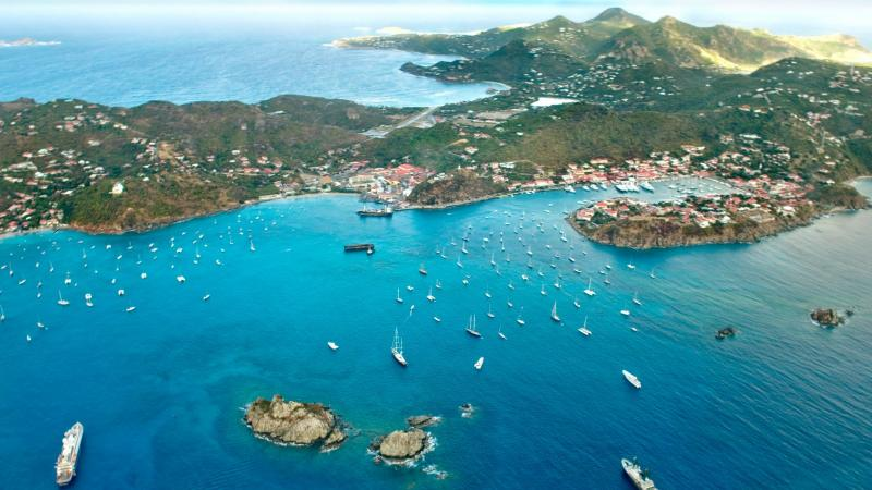 LA COLLECTIVITE DE SAINT-BARTH DECIDE DE REOUVRIR SES FRONTIERES