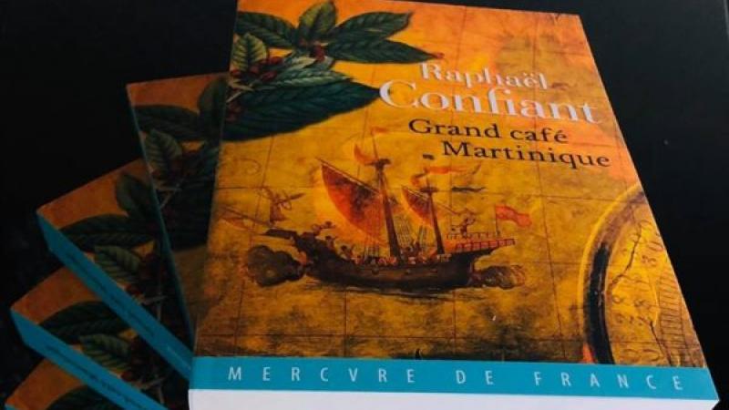 Confiant : La Martinique est le 1er endroit de notre continent où un plant de café a été mis en terre