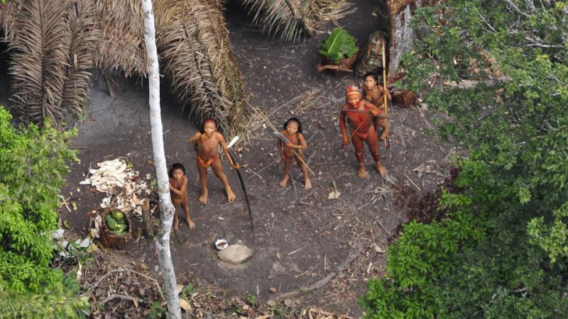 """Coronavirus : Au Brésil les tribus amazoniennes se disent menacées de """"génocide"""" par les missionnaires chrétiens"""