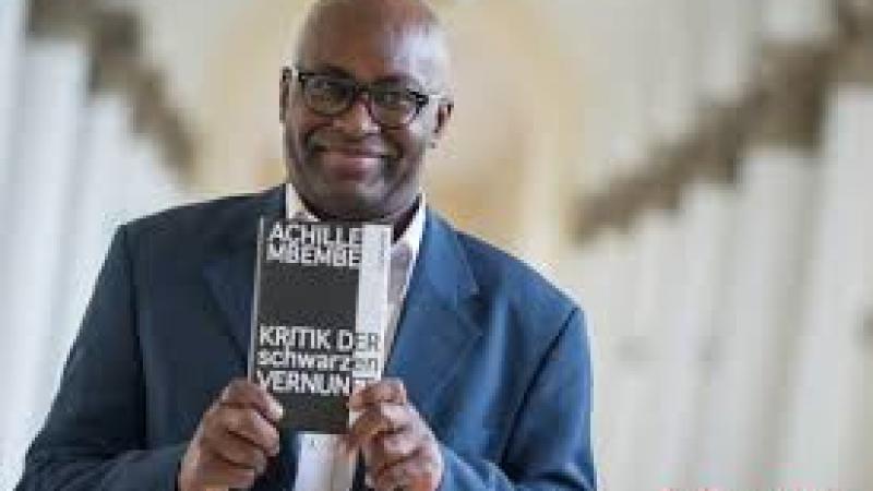 Le philosémitisme contre Achille Mbembé