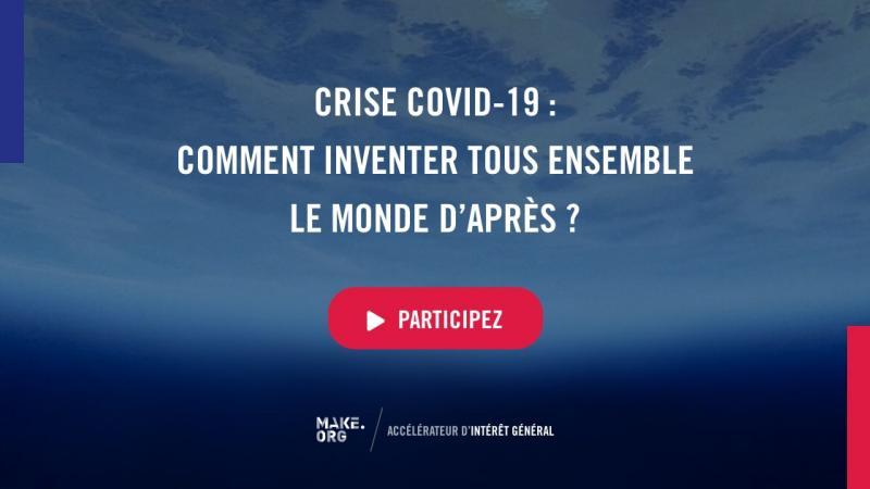 """""""LE MONDE D'APRES"""" AUSSI RISIBLE QUE """"LE PLUS JAMAIS CA !"""""""