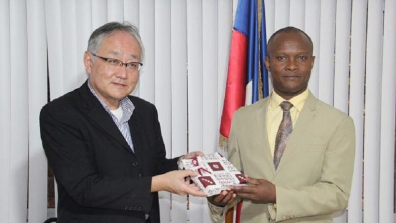 20 millions de dollars du Japon pour construire 12 écoles en Haïti