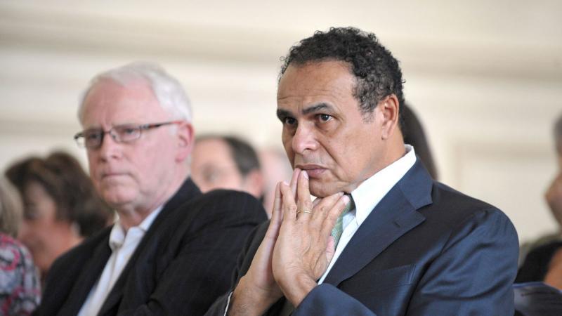 Un élu condamné à de la prison ferme reçu à l'Élysée