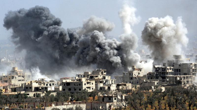 ATTAQUES CONTRE LA SYRIE : L'HYPOCRISIE D'UN OCCIDENT DELINQUANT !