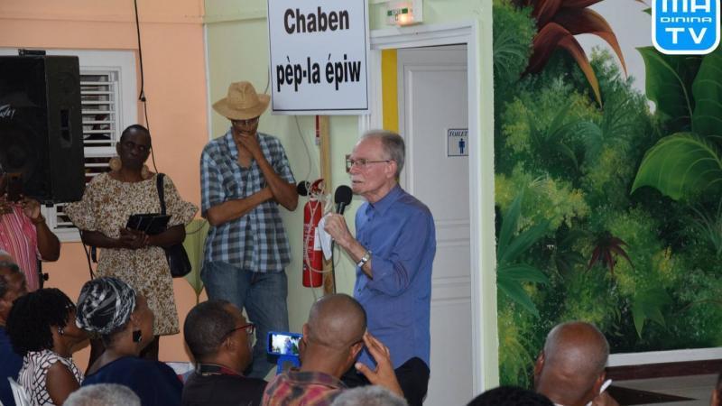 Chaben a fait salle comble à Saint-Luce