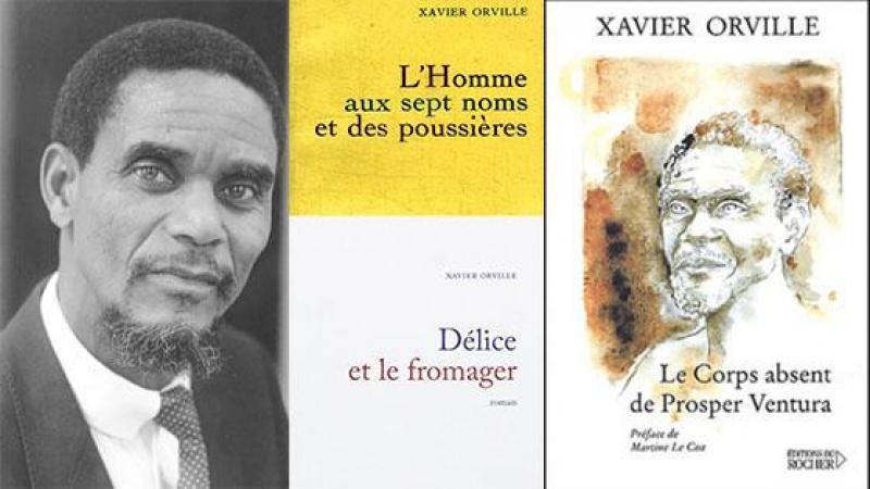 """""""L'HOMME AUX SEPTS NOMS ET DES POUSSIÈRES""""DE XAVIER ORVILLE OU LES AVATARS D'UNE QUÊTE"""