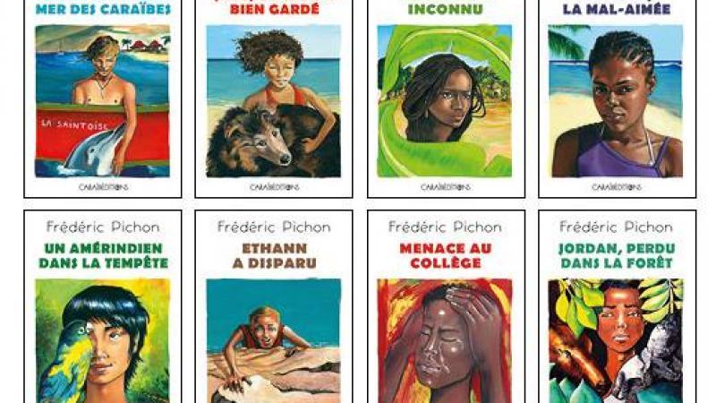 Frédéric Pichon réédité par Caraibéditions