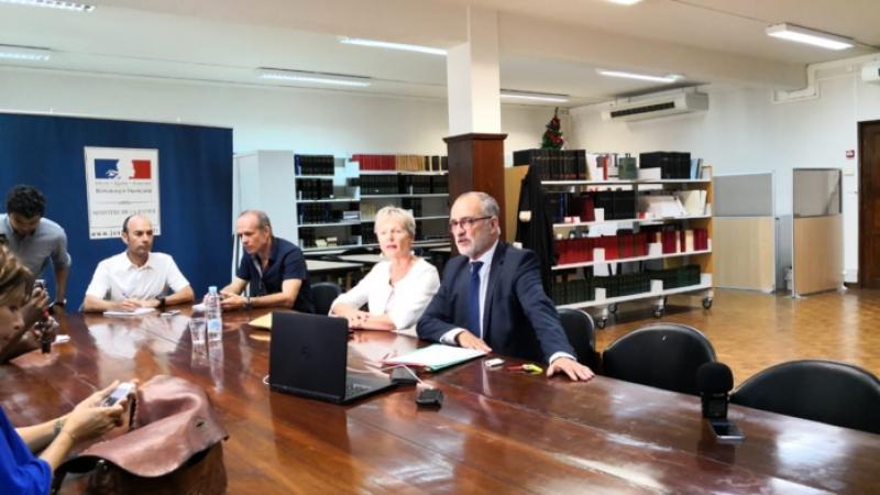 La Réunion : le Parquet National Financier aux trousses des mafieux