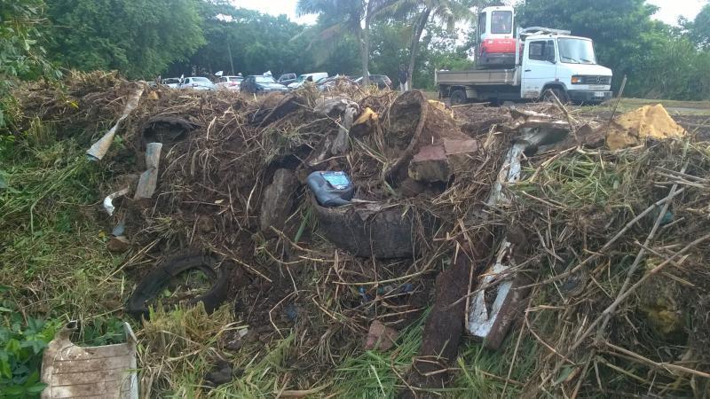 Port Cohé : les pseudo-travaux de dépollution de la CACEM