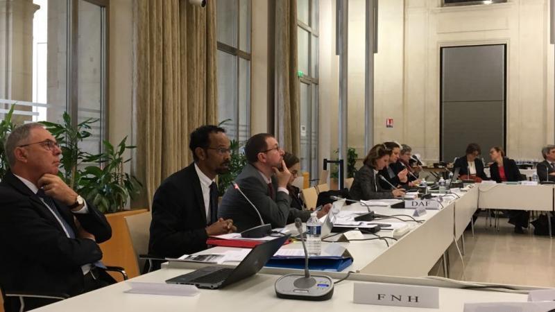 ENERGIE : QUAND ALBIOMA S'INVITE DANS LES DEBATS DU CONSEIL NATIONAL DE LA TRANSITION ECOLOGIQUE !