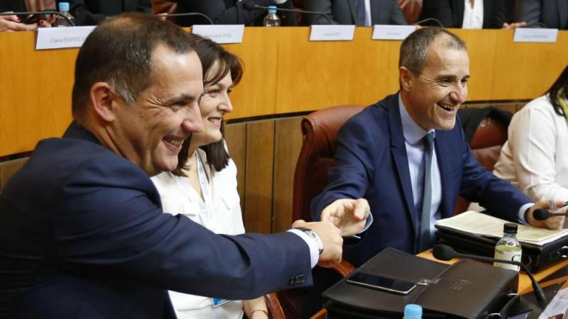 Corse : les nationalistes s'installent à la tête de la collectivité unique