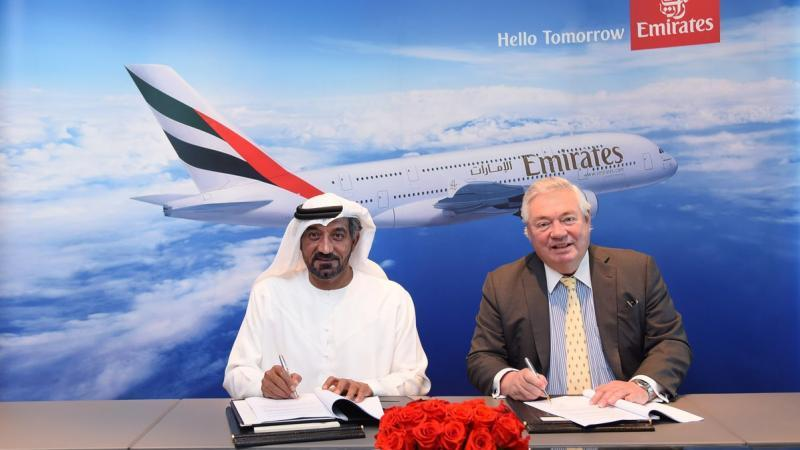 Les Arabes sauvent l'Airbus 380 en déboursant 16 milliards de dollars