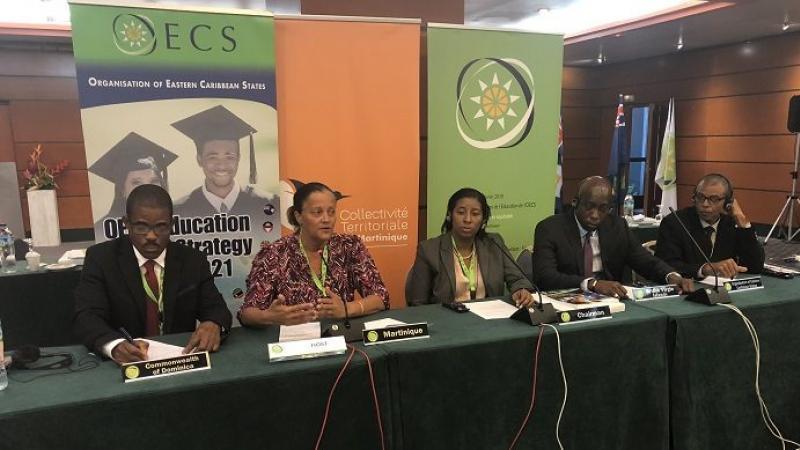 Communiqué final : Conseil des Ministres de l'Éducation de l'OECS