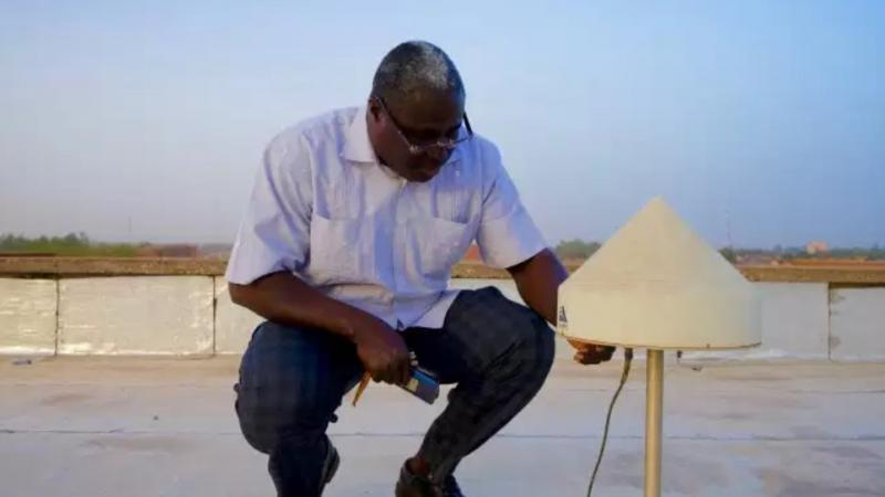 Frédéric Ouattara, l'astrophysicien qui veut mettre le Burkina Faso en orbite