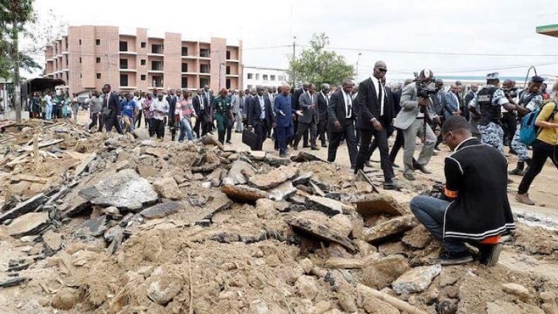 Inondations mortelles à Abidjan : Catastrophe naturelle ou corruption naturelle ?
