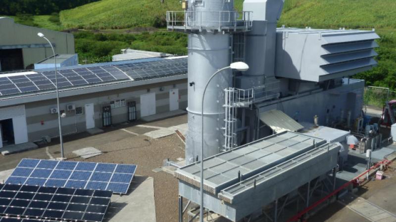 Lettre de l'Agence Martinique Energie au Président Marie-Jeanne