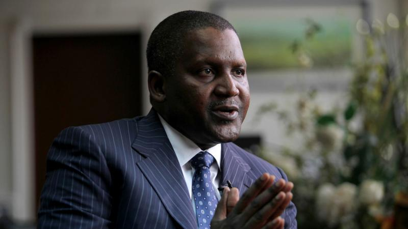 Aliko Dangote, l'Africain le plus riche du monde