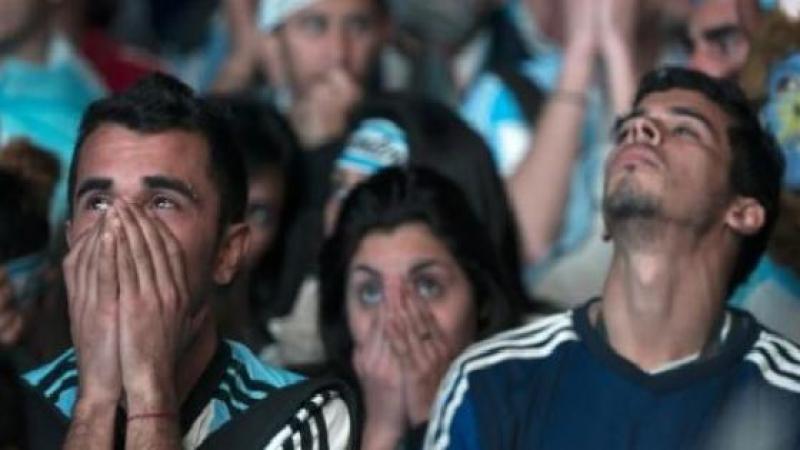 ARGENTINOS ENTRAN EN DEPRESION AL SABER QUE SON LATINOAMERICANOS Y NO EUROPEOS