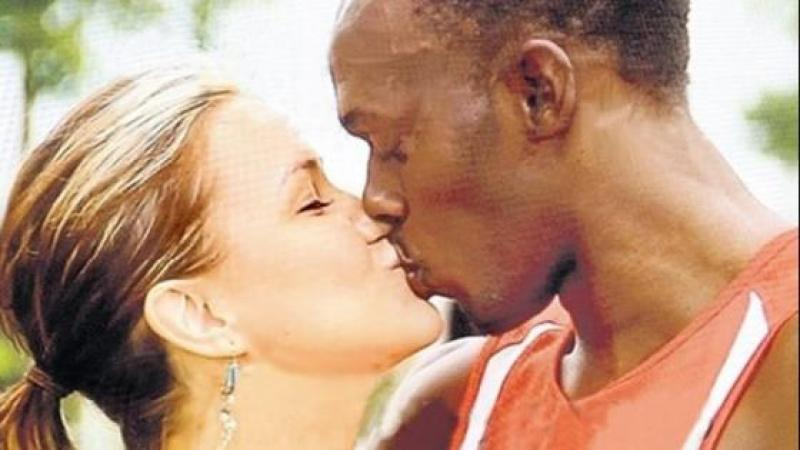 USAIN BOLT SUFFERING FROM 'WHITE WOMAN COMPLEX' ?