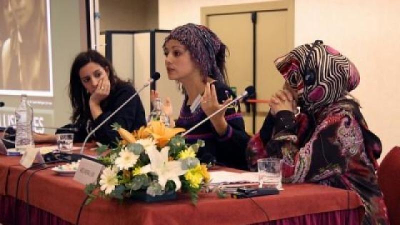 Intervention d'Houria Bouteldja au IVème congrès international du féminisme islamique