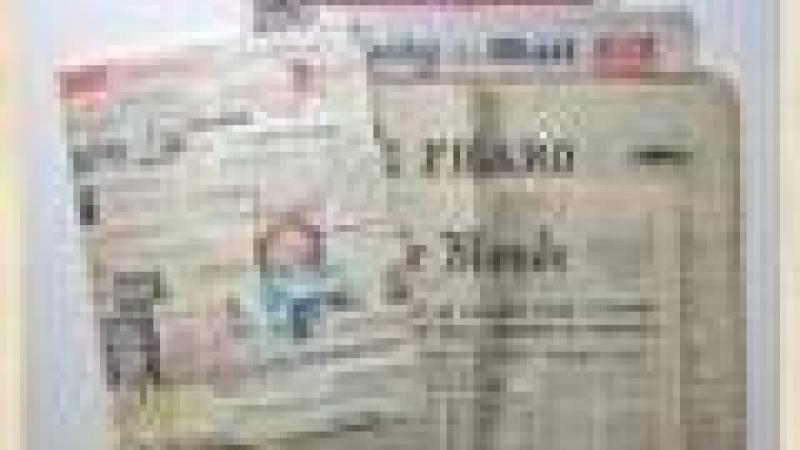 GAZA : 97% DE VICTIMES SONT DES MILITAIRES, REPETE LA PRESSE FRANCO-OCCIDENTALE…