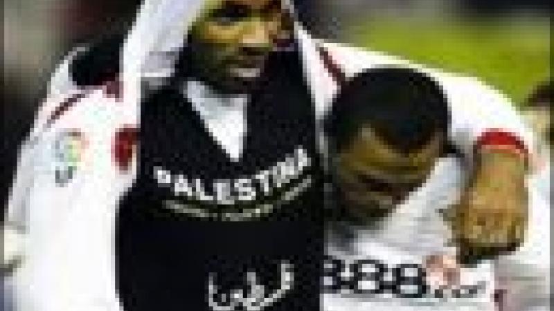 FC SÉVILLE : KANOUTÉ AFFICHE EN PLEIN MATCH SON SOUTIEN AUX PALESTINIENS