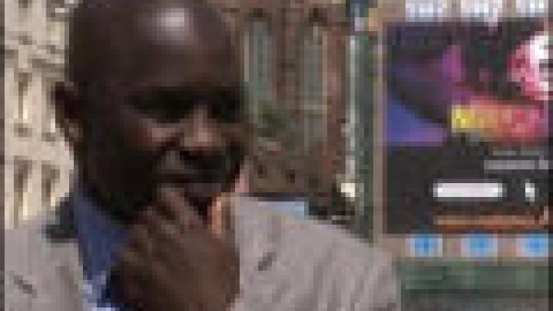 PAUL KIBANGOU, POLONAIS D'ORIGINE CONGOLAISE, CANDIDAT AUX ÉLECTIONS EUROPÉENNES