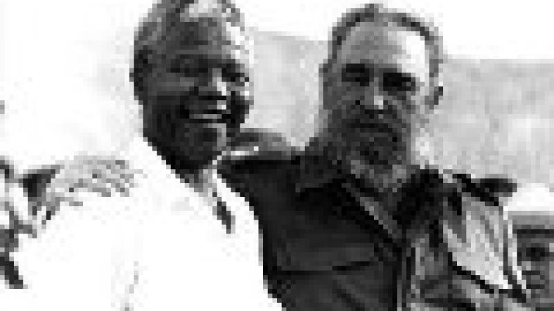 LES CONSEILS DE FIDEL CASTRO A NELSON MANDELA