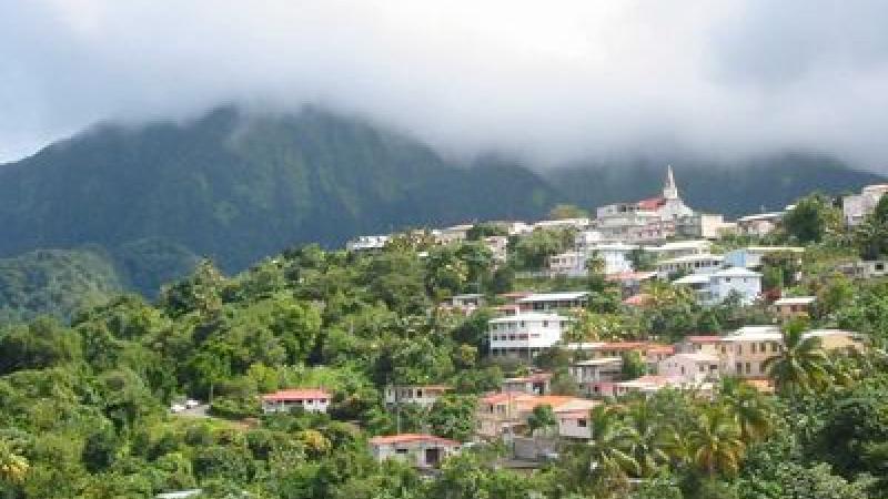 Du nom indigène des îles de l'archipel des Antilles