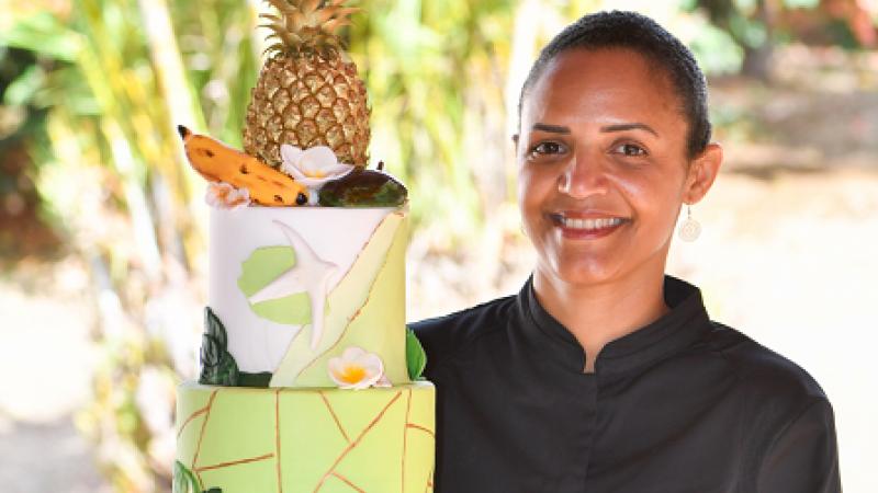 Stéphanie Angama : folies sucrées et retour à la Réunion