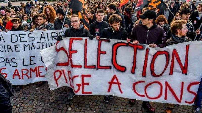 Fac de Montpellier : des étudiants lillois appellent à une mobilisation nationale mercredi