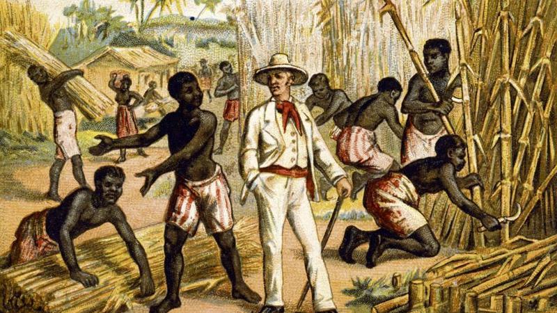 Même sans évoquer la dette de l'esclavage...