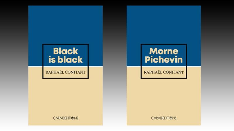 Black is Black - Morne Pichevin