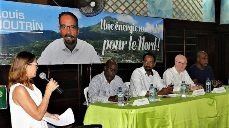 LOUIS BOUTRIN (MARTINIQUE-ECOLOGIE) SERA CANDIDAT AUX LEGISLATIVES DANS LA CIRCONSCRIPTION NORD