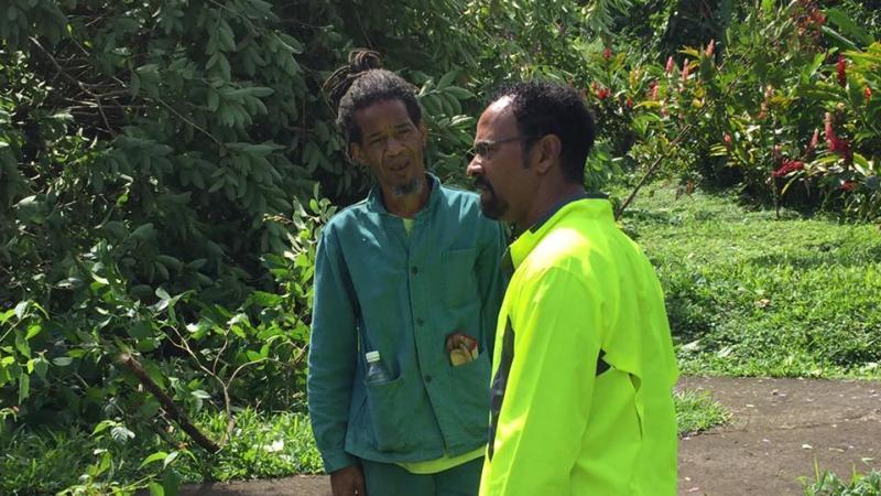 Le bureau exécutif du Parc Naturel de Martinique se réunit à Monsigny