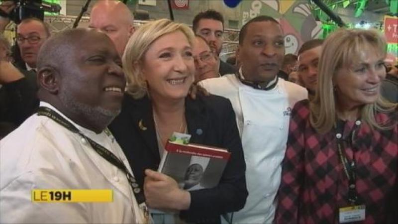 Les partis politiques martiniquais doivent-ils ignorer Marine Le Pen ?