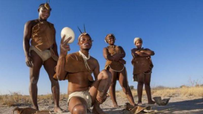 BOTSWANA : LE CALVAIRE DES BUSHMEN EXPULSES DE LEURS TERRES ANCESTRALES