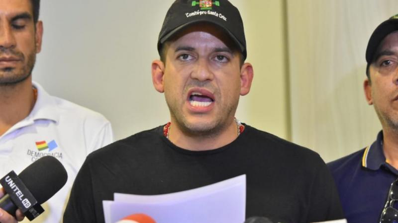 Luis Fernando Camacho, el fundamentalista religioso que lideró el golpe en Bolivia