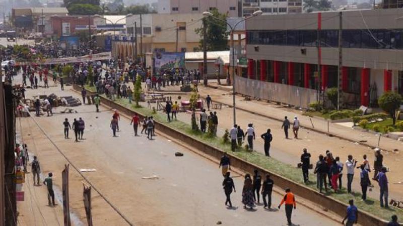 Les régions anglophones du Cameroun en révolte