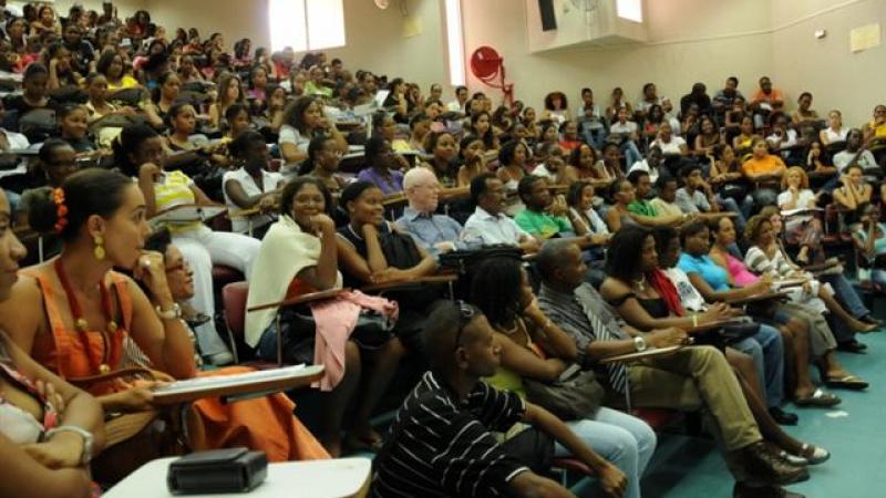 Etat de l'Université des Antilles à la Martinique