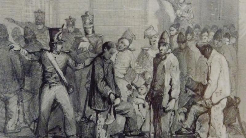 Quand les esclaves antillais bâtissaient les grandes routes de Corse