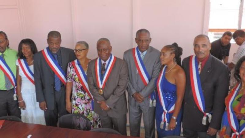 LE MAIRE PPM DU CARBET S'OPPOSE CATEGORIQUEMENT AU PROJET DE PARC NATUREL MARIN